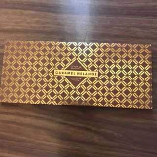 Zoeva caramel melange eyeshadow palette **SOLD OUT AT SEPHORA**