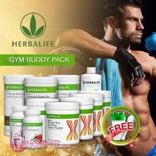 Gym Buddy Pack