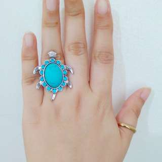 Cute Turquoise Ring