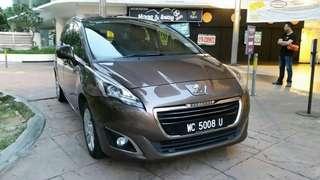 Peugeot 5008 THP
