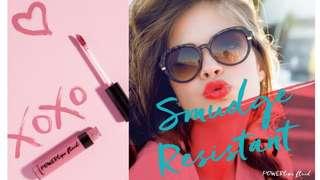 Lipstick power longlasting (1box isi 6pcs)