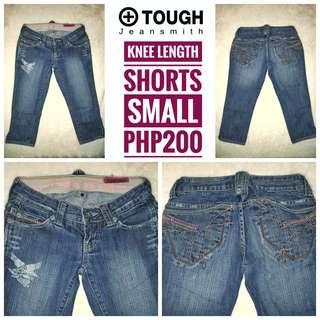 Tough Jeansmith Denim Shorts