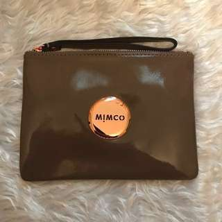 Mimco Medium Pouch in Birch