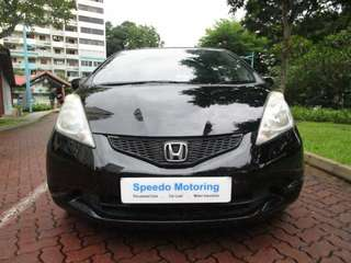 HONDA FIT 1.3G A ( New 5-Years COE)