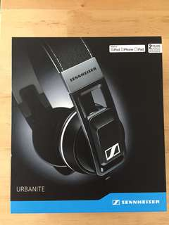 *NEW* Sennheiser Urbanite