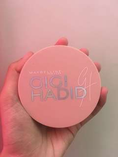 Maybelline bb cushion Gigi Hadid