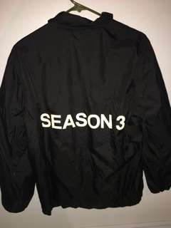 Yeezy Kanye West Season 3 Jacket