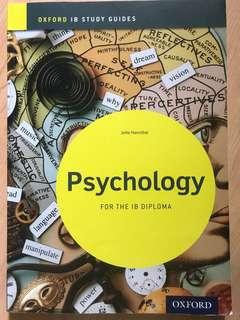 IB psychology textbook
