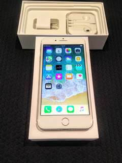 New iPhone 8 Plus 256GB Silver