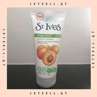 St. Ives apricot