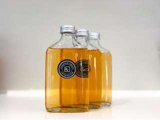 Homemade Umeshu 自家製梅酒