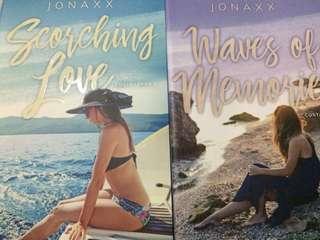 Jonaxx Costa Leona Series bundle
