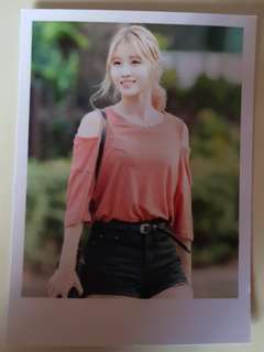 TWICE MOMO Photo CARD