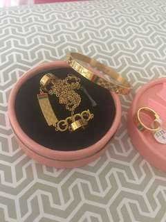 🎁Sale Gucci Jewelry Set