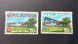 Malaysia Penang Free School 150th anniversary