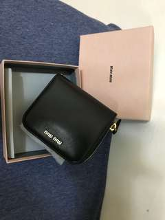 (Sold) Miu Miu Wallet