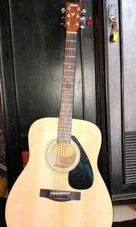 Gitar F310 Yamaha Original sma casenya