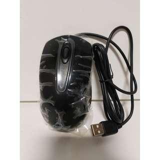 🚚 尚典3C(二手3C)~全新光學滑鼠(二手滑鼠)華碩三鍵式光學滑鼠