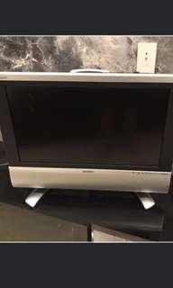 "26"" Sharp Aquos LCD LED  TV"