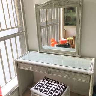 Bedroom Dresser / Dressing Table