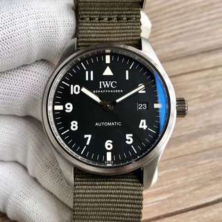 IWC Pilot Mark XVIII Swiss Engine 2982