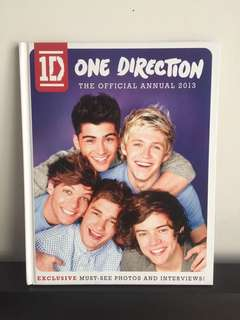 One Direction The Offial Annual 2013