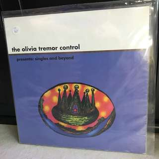 Vinyl Records - The Olivia Tremor Control