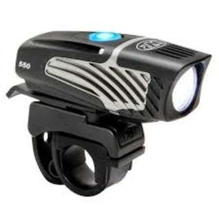 NiteRider Lumina Micro 550 LED USB Rechargeable Front Light 550 Lumens