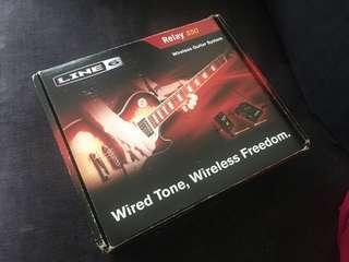 LINE6 G50 Guitar wireless system