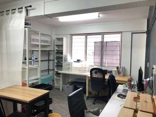 Chinatown office space for rent
