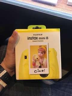 Instax Mini 8 (Kuning)