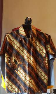 Batik Shirt for Kids