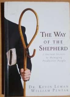 "Book Sale!!! - Leadership Book ""The Shepherd's Way"""