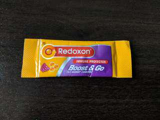 Redoxon Boost and Go Berry Flavour