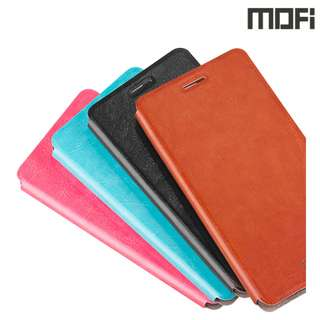 小米Mix 2s Mi Mix 2s MOFI 新睿 翻蓋保護殼 翻頁皮套Flip Cover Case 0666A