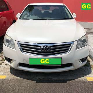 Toyota Camry RENTING OUT PROMOTION RENT FOR Grab/Ryde/Personal