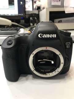 Canon 6D Body *Shutter Count : 12k*