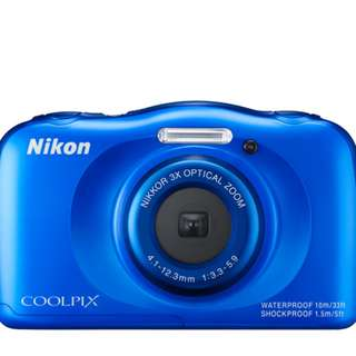 nikon coolpix s33 for sale