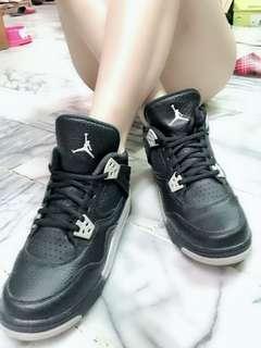 Nike Air Jordan 4代 OREO限量鞋