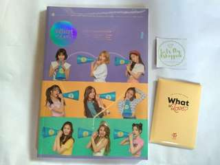 [ON-HAND] What is Love Album version B