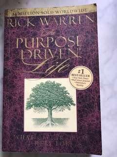 Purpose Driven by Rick Warren