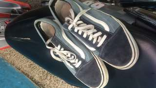 Vans old skool navy original HF