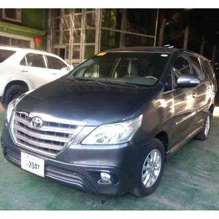 TOYOTA INNOVA FOR RENT! PROMO STARTS NOW!! 09088733554/ 5425759