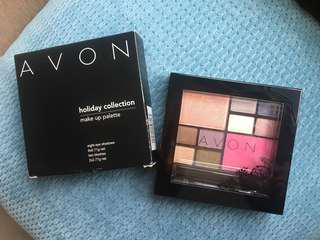 Avon Holiday Collection make-up palette