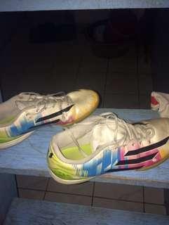 Sepatu futsal adidas f10 messi original