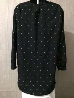 Pre-Loved Polka Mini Dress