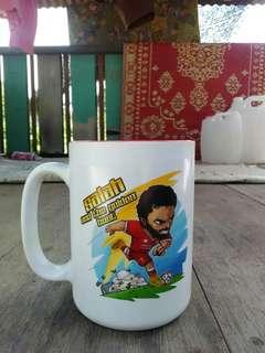 Liverpool Mohammad Salah Mug