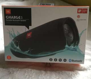 ‼️BRAND NEW‼️JBL Charge3