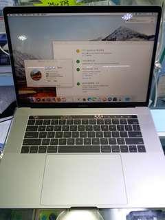"MacBook Pro 15"" 2017 99%NEW"