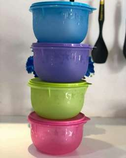 Tupperware Brands Twinkle Bowl 1.9L 4pcs